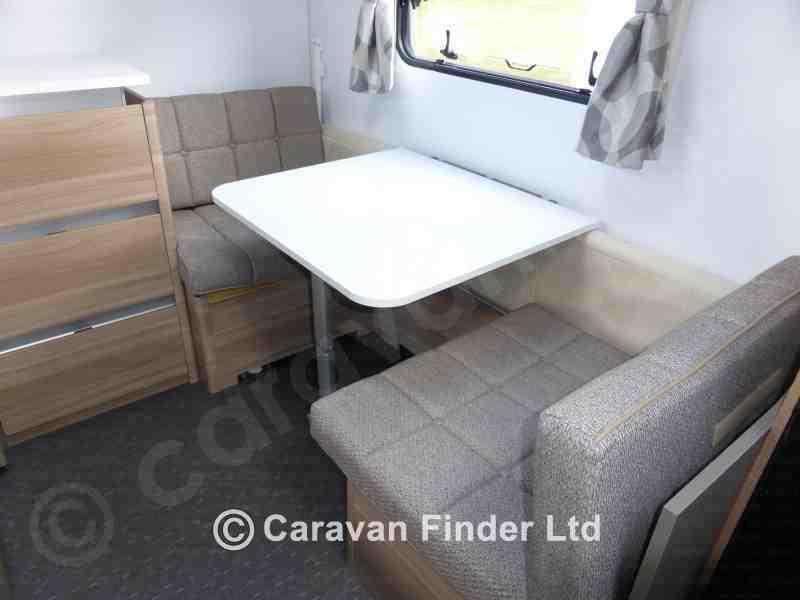Farnham Leisure, Used Adria Altea 542 DK Severn 2016 Caravan