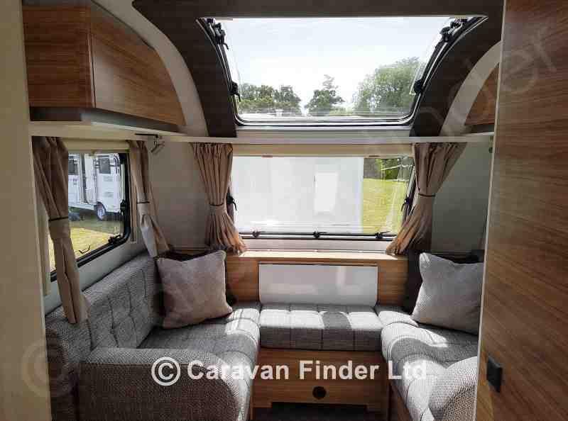 Top Road Tourers, New Adria Altea 542 DK Severn 2018 Caravan