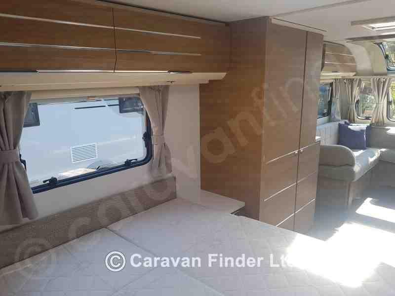 Stewart Longton Caravans Chorley, New Adria Adora 613 DT