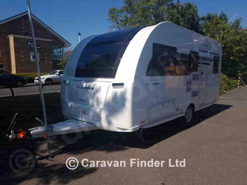 Teesside Caravans, New Adria Altea Eden 2019 Caravan for