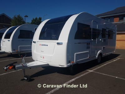 Adria Altea 552 UP Trent  Luxury Pack 2019