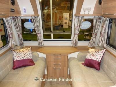 Bailey Pegasus GT65 Rimini 2014 Caravan Photo
