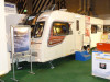 Bailey Unicorn Barcelona S2 2014 Caravan Photo
