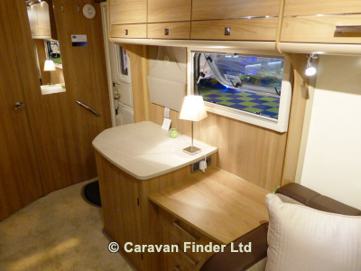 Bailey Unicorn Seville S3 2014 Caravan Photo