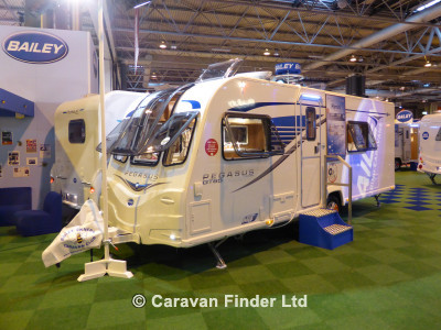 Caravan World Ltd Used Bailey Pegasus Gt65 Rimini 2015