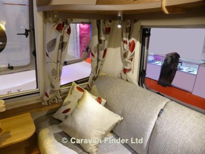 Bailey Pegasus Modena 2016 Caravan Photo