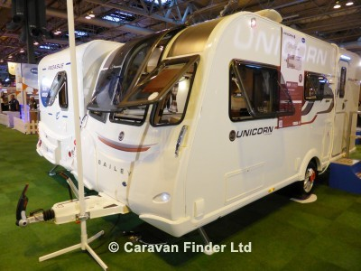 Bailey Unicorn Seville S3 2016