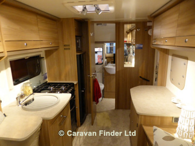 Bailey Pegasus Genoa 2017 Caravan Photo