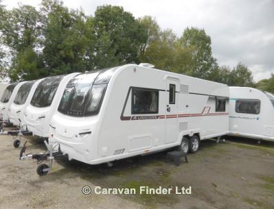 Stewart Longton Caravans Chorley Used Bailey Unicorn
