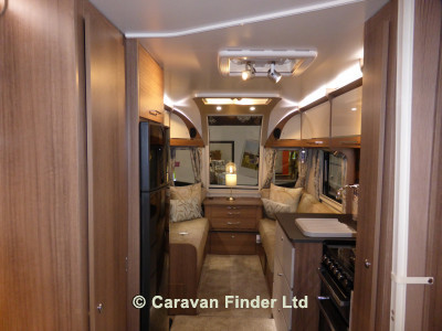 Bailey Unicorn Barcelona 2019 Caravan Photo