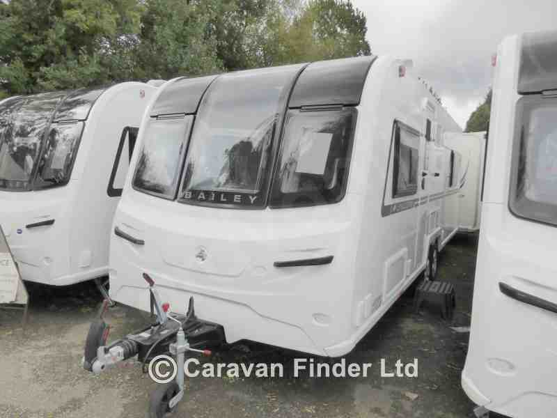 Farnham Leisure, New Bailey Unicorn Pamplona 2019 Caravan
