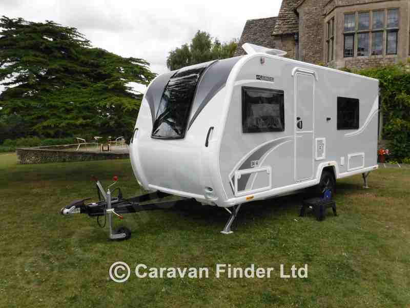 Farnham Leisure, New Bailey Discovery D4-4 2020 Caravan for