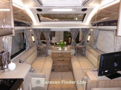 Bessacarr By Design 525 2016 Caravan Photo