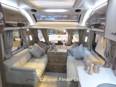 Bessacarr By Design 650 2017 Caravan Photo