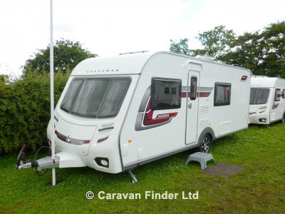 Raymond James Caravans, Used Coachman OLYMPIA 560 2012 ...