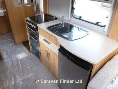Coachman VIP 520 2013 Caravan Photo