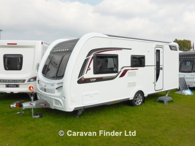 Brilliant  And Leisure Used Lunar Clubman CK 2013 Caravan For Sale Oxfordshire