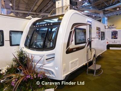 Coachman VIP 545 2015
