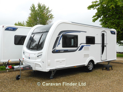 Raymond James Caravans, New Coachman VIP 520 2016 Caravan ...