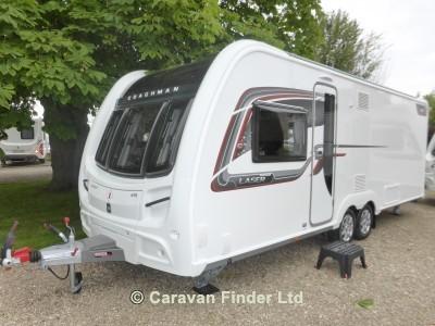 Raymond James Caravans New Coachman Laser 675 2017