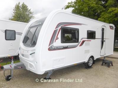 Raymond James Caravans, New Coachman VIP 520 2017 Caravan ...