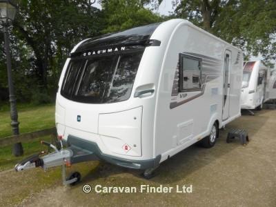 Caravan World Ltd New Coachman Vip 460 2018 Caravan For