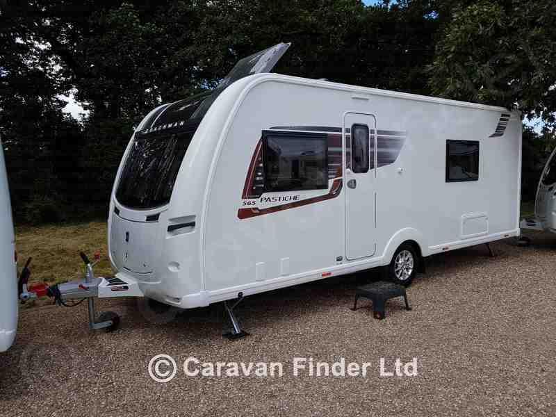 Dyce Caravans, New Coachman Pastiche 565 2019 Caravan for