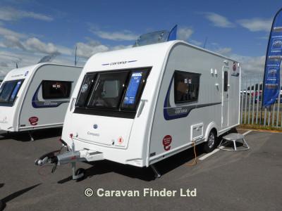 Milestone Caravans Used Compass Corona 462 2015 Caravan