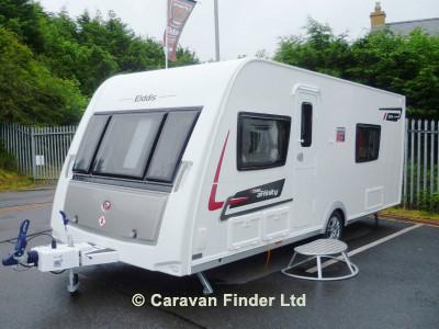 Raymond James Caravans, Used Elddis Affinity 574 2014 ...