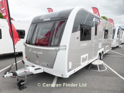 Elddis Crusader Super Cyclone 2017