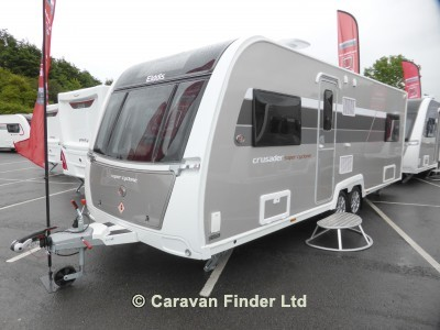 Elddis Crusader Super Cyclone 2018