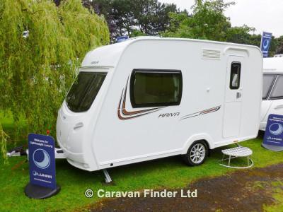 Model Kenmore Caravans Used Lunar Ariva 2013 Caravan For Sale West Yorkshire