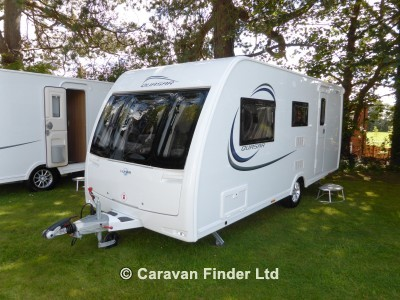 Swindon Caravans New Lunar Quasar 524 2015 Caravan For