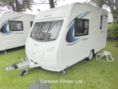 Brayford Leisure, New Lunar Ariva 2018 Caravan for sale