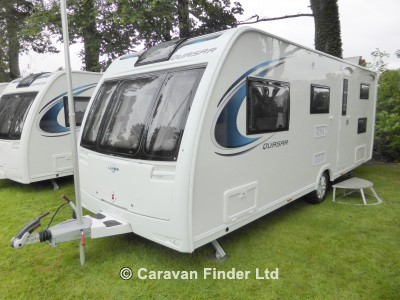 Brayford Leisure, New Lunar Quasar 586 2018 Caravan for sale