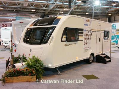 dee valley caravans, used sprite major 6 td 2016 caravan