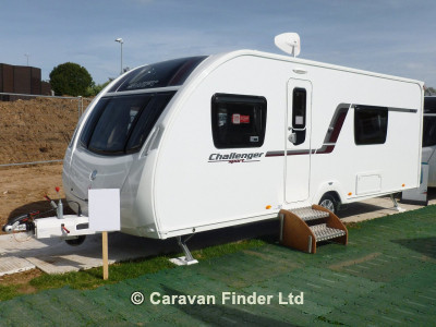 Brilliant 2005 2 Birth Caravan For Sale Swift Challenger 470 Oxfordshire  1