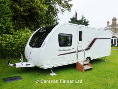 Swift Challenger 580 SE 2014