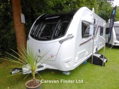 dee valley caravans, used swift conqueror 565 2016 caravan
