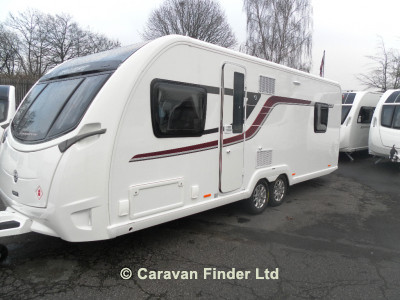 Swift Conqueror 650 2016