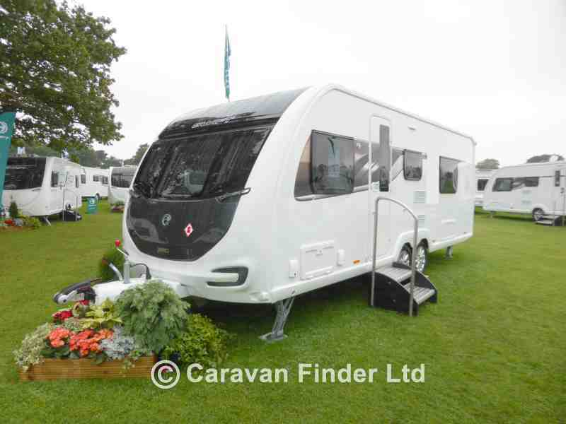 Teesside Caravans, New Swift Conqueror 630 2018 Caravan for