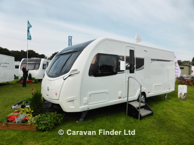 Swift Elegance 580 2018