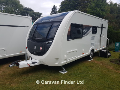 Brayford Leisure, New Swift Challenger 530 2019 Caravan for