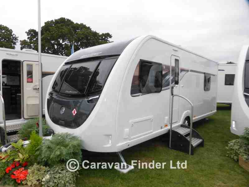 Stewart Longton Caravans Chorley, New Swift Challenger 560