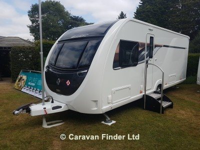 Swift Challenger 580 Lux Pack 2019