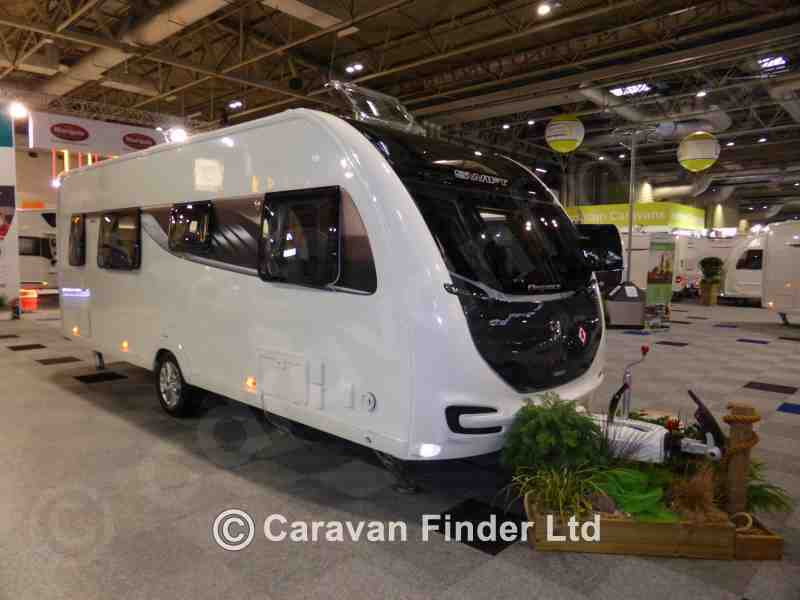 Pedleys Leisure, New Swift Elegance 565 2019 Caravan for