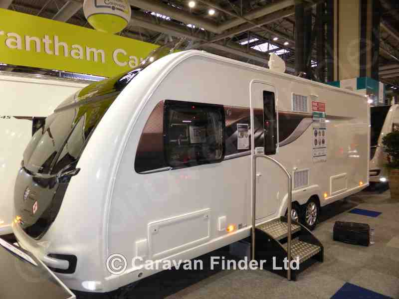 Pedleys Leisure, New Swift Elegance 645 2019 Caravan for