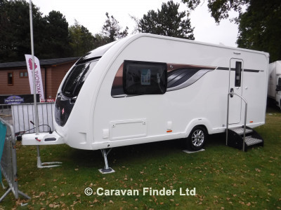 Swift Challenger 480 Lux Pack 2021